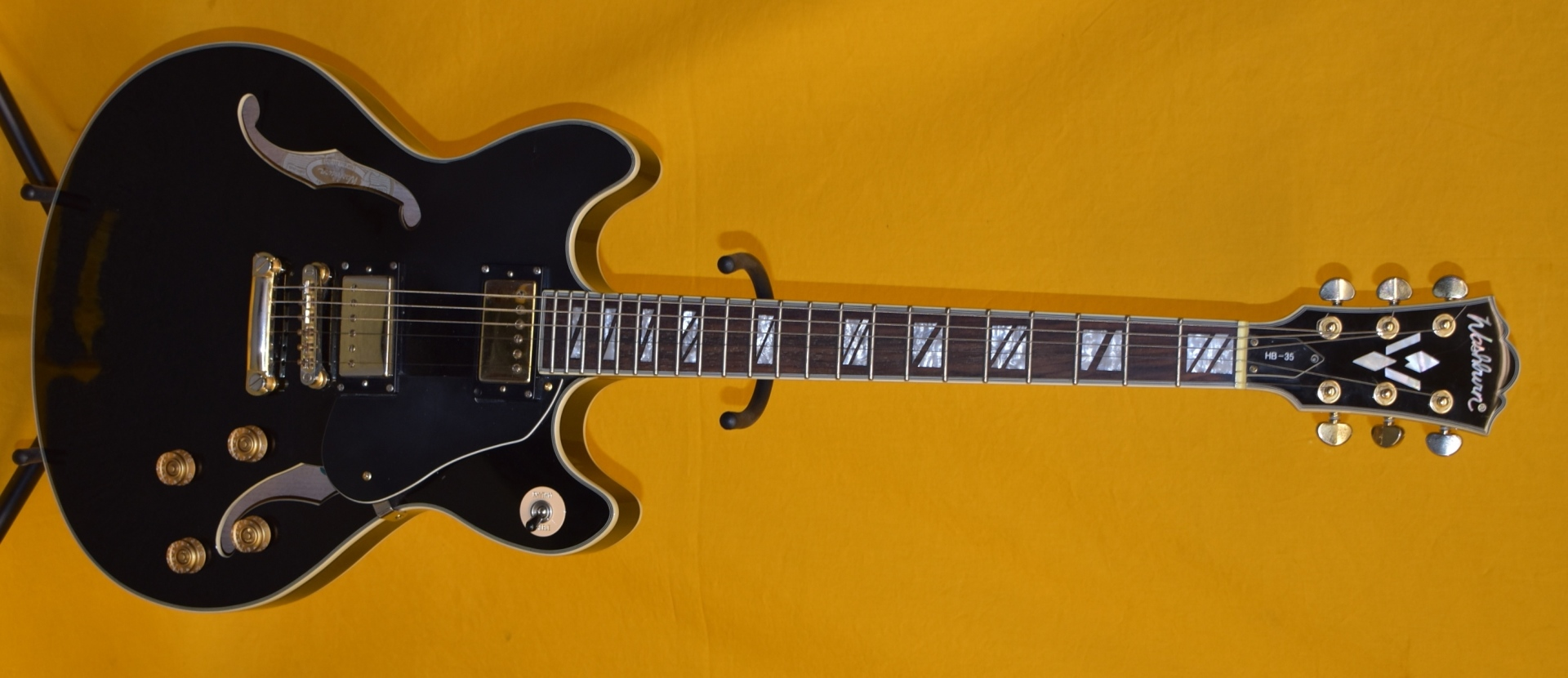Washburn HB-35 Electric Hollowbody