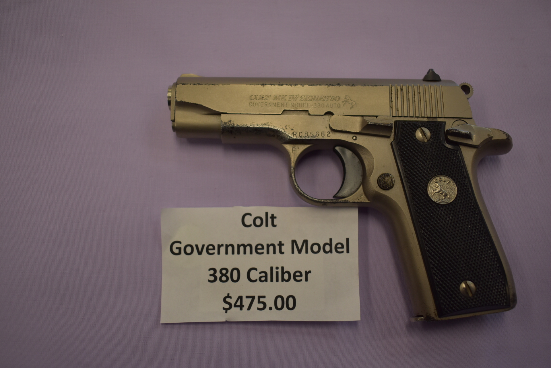 Colt Government Model