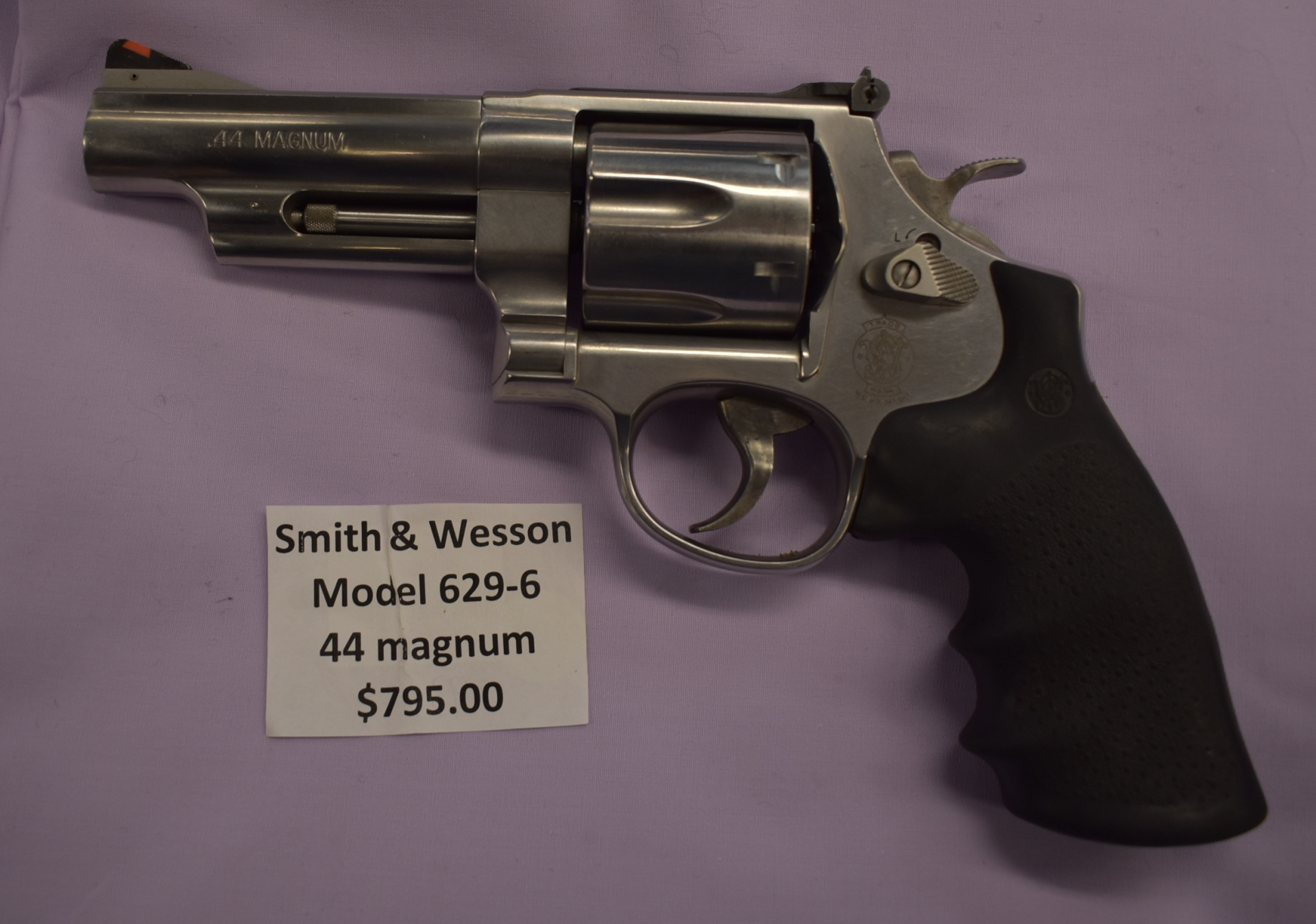 Smith & Wesson 629-6
