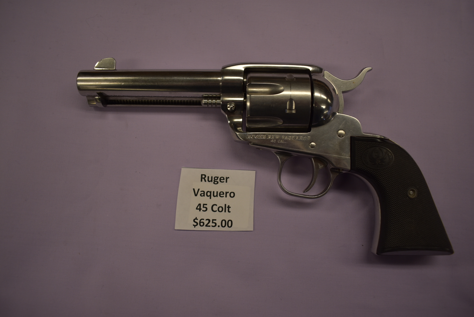 Ruger Vaquero Stainless